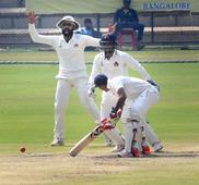 Rediff Cricket - Indian cricket - Mumbai reduces Jharkhand to rubble