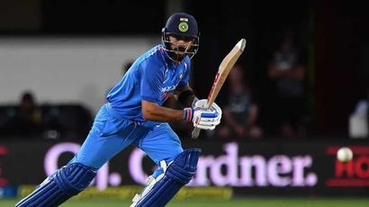 Rediff Sports - Cricket, Indian hockey, Tennis, Football, Chess, Golf - Pulwama attack: Virat Kohli postpones RP-SG Indian Sports Honours event