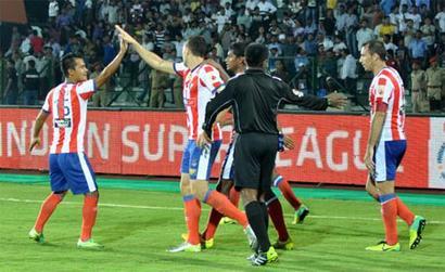 ISL: Lobo double helps Atletico de Kolkata hand Goa another home defeat