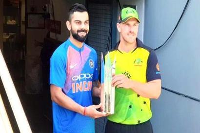 Rediff Cricket - Indian cricket - We want to win games in Australia: Virat Kohli