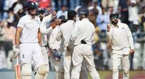 Rediff Cricket - Indian cricket - India smell series win at the end of Day 4: How twitterati reacted