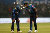 Rediff Sports - Cricket, Indian hockey, Tennis, Football, Chess, Golf - Injury sidelines Mathews for two ODIs