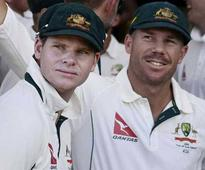 Rediff Sports - Cricket, Indian hockey, Tennis, Football, Chess, Golf - Steve Smith, David Warner Set To Return In Australia For Club Cricket
