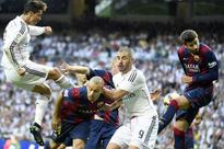 Real Madrid defeated Barcelona 3-1 on Saturday