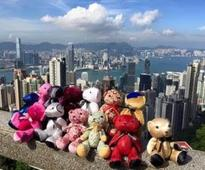 Conrad Macao Facebook Fan Wins Luxury Stay Just By Uploading a #Travelbear photo