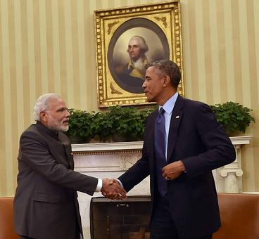 'Natural partners' India and US script new chapter in ties