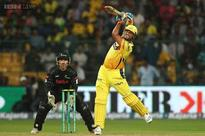 Suresh Raina lights up Champions League Twenty20