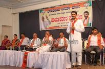 Mangalore: Modi a superpower - Eshwarappa at BJP convention