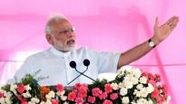 Let's break cycle of SP-BSP to make UP 'Uttam Pradesh': PM Modi