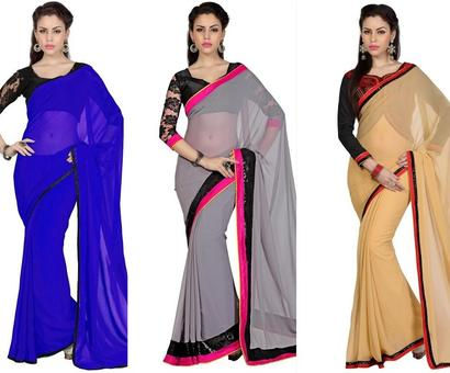 The Art of Choosing Blouse Design on Sarees