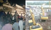 Building collapses in Hyderabad; 1 killed; 2 saved as rescue operation underway 2 hours ago