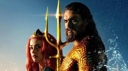 Current Bollywood News & Movies - Indian Movie Reviews, Hindi Music & Gossip - Aquaman movie review: The best DC film since Wonder Woman; Jason Momoa, James Wan...