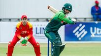 Rediff Cricket - Indian cricket - Fakhar Zaman becomes first Pakistan batsman to score double century in ODIs