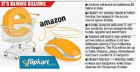 After Flipkart, Amazon Heats Up E-comm Space with $2 bn Plan