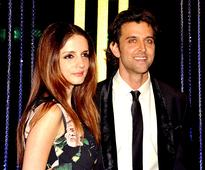 Hrithik Roshan rubbishes rumours of Rs. 400 crore alimony for Sussanne
