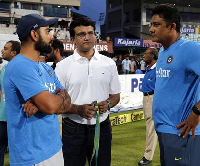 Rediff Sports - Cricket, Indian hockey, Tennis, Football, Chess, Golf - Indian cricket's superstar culture will continue to thrive
