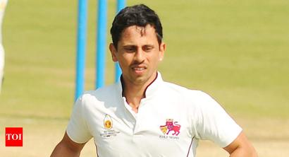 Rediff Sports - Cricket, Indian hockey, Tennis, Football, Chess, Golf - Ranji Trophy: Exit in sight, Mumbai brace for Baroda