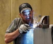 Euro zone factory growth eases in August despite modest price rises - PMI