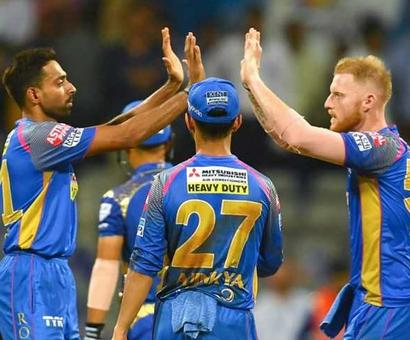 Rediff Cricket - Indian cricket - Team Profile, Rajasthan Royals: Can The Inaugural Champions Shine Again?