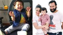 Current Bollywood News & Movies - Indian Movie Reviews, Hindi Music & Gossip - Check pic: Kareena Kapoor Khan-Saif Ali Khan pose with Taimur for a group photo with his classmates, picture goes viral!