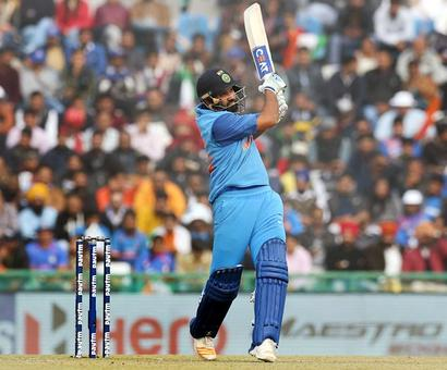 Rediff Cricket - Indian cricket - This year has been the best of my career: Rohit