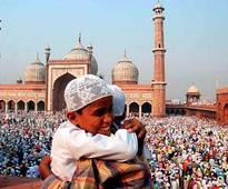 Eid celebrations in India