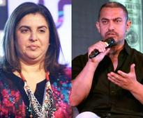 Farah Khan comes out in support of Aamir