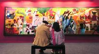 More galleries from two-tier cities at India Art Fair this year