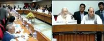 Winter Session: PM holds meetings with BJP Parliament Executive, NDA constituents