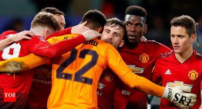 Rediff Sports - Cricket, Indian hockey, Tennis, Football, Chess, Golf - United no longer 'underdogs' vs Liverpool: Solskjaer