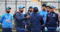 Rediff Cricket - Indian cricket - Live: Lanka bowl as Washington debuts for India