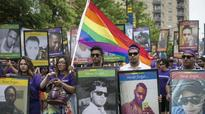US parades celebrate Gay Pride, honor Orlando victims
