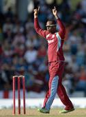 Samuels backs Badree as World T20 'trump card'