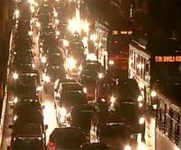 No lessons learnt: Rains cripple NCR again; water-logging, traffic snarls hit Delhi, Gurgaon