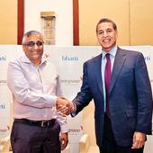 Future, Bharti join retail forces