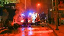Turkey: At least 29 killed, 166 wounded in twin blasts outside Istanbul soccer stadium