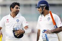 India in dire straits in third Test match