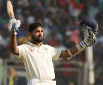 This hundred is special, says opener Murali Vijay