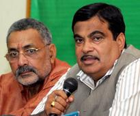 Gadkari makes caste remark in Bihar, does a U-turn