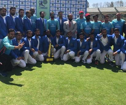 Rediff Cricket - Indian cricket - Imran Khan congratulates Afghanistan for historic Test win