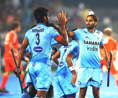 India held to 2-2 draw by Britain in Azlan Shah opener