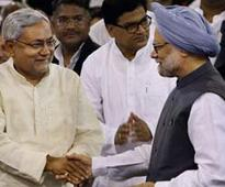 Nitish Kumar thanks PM for calling him 'secular'