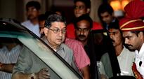 IPL spot-fixing: Supreme Court asks N Srinivasan to address conflict of interest issue