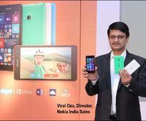 Comeback kid! Lumia smartphone under a Microsoft hood