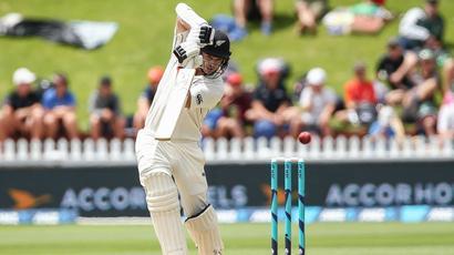 Rediff Sports - Cricket, Indian hockey, Tennis, Football, Chess, Golf - Tom Latham's double-hundred flattens Sri Lanka