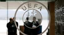 Rediff Sports - Cricket, Indian hockey, Tennis, Football, Chess, Golf - European leagues step up threats to UEFA's Champions League