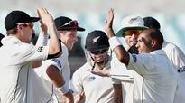 Rediff Cricket - Indian cricket - Persistent New Zealand reduce India to 239-7