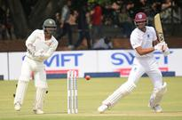 Rediff Sports - Cricket, Indian hockey, Tennis, Football, Chess, Golf - Brathwaite and Chase stretch WI's lead to 429