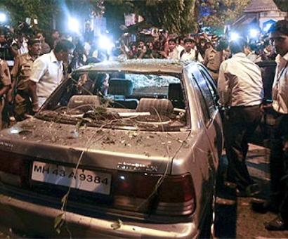 Two more arrested in 13/7 Mumbai serial blast case