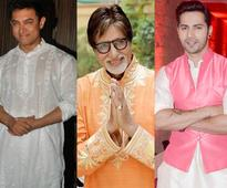 Current Bollywood News & Movies - Indian Movie Reviews, Hindi Music & Gossip - Happy Diwali - B-town celebs extend Diwali wishes!